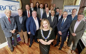 Belfast 'must do things differently' says city's new Chamber of Commerce president