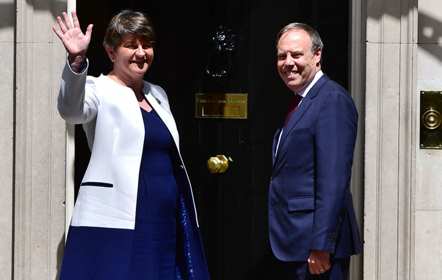 What might be on the DUP's wish list for Theresa May?