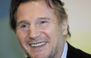 Liam Neeson supports campaign to save railway station featured in `The Quiet Man'.