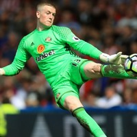 Jordan Pickford is set to become the third most expensive goalkeeper in history
