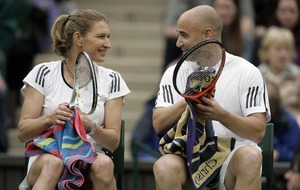 On This Day - June 14, 1969: Seven-time Wimbledon titlist Steffi Graf was born.