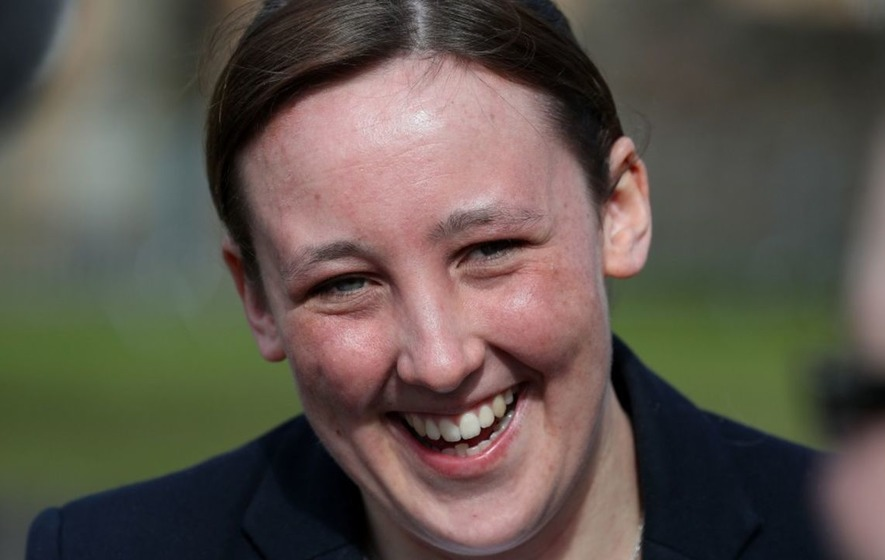 Mhairi Black just retweeted a tweet from her parody account and it's really quite funny