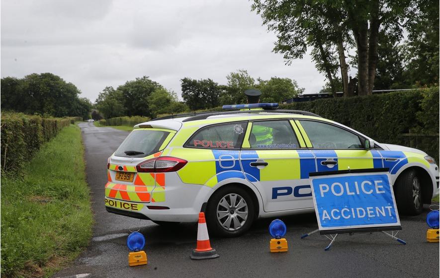 Man dies after accident on A1 near Banbridge