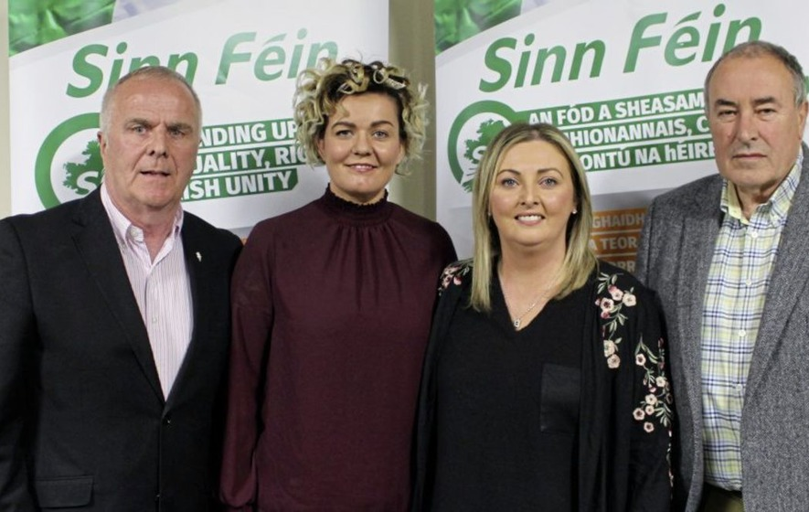 Sinn Féin MLA is director of group found to have discriminated against job applicant