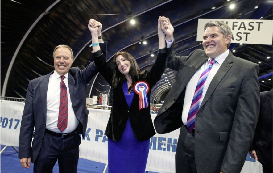 UDA's political wing defends DUP election endorsement