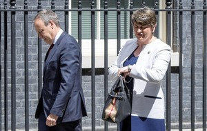 DUP-Tory deal may be delayed because of London fire