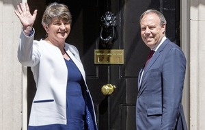 DUP: Talks with Tories 'have not proceeded in a way we would have expected'