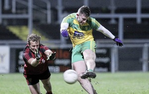 Donegal's Patrick McBrearty back for clash with Tyrone