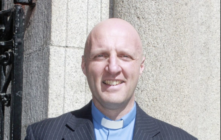 Rev Dr Laurence Graham installed as Methodist leader
