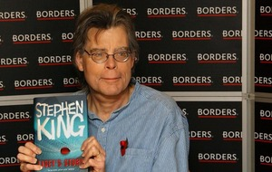 Stephen King reveals President Trump has blocked him on Twitter