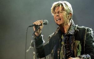 Blue plaque for studio where David Bowie cut famous albums