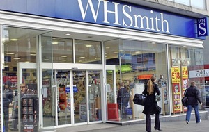 WH Smith sees high street falls offset by airport and railway shops