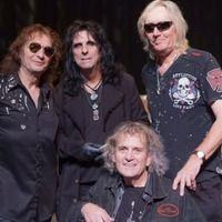 Alice Cooper band reunited after more than 42 years apart