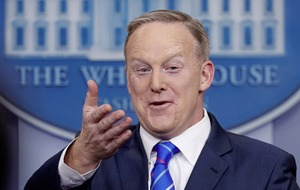 Former White House press secretary Sean Spicer will be a guest on RTÉ's The Late Late Show
