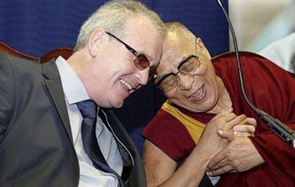 Dalai Lama to pay third visit to Derry in September - The Irish News