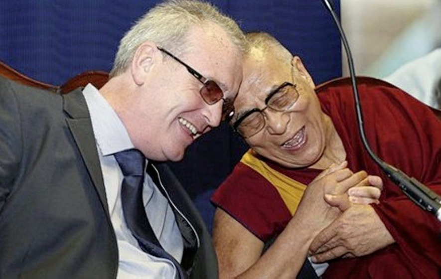 Dalai Lama to pay third visit to Derry in September