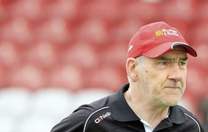 Lack of goals no concern for Tyrone boss Mickey Harte as Donegal clash looms