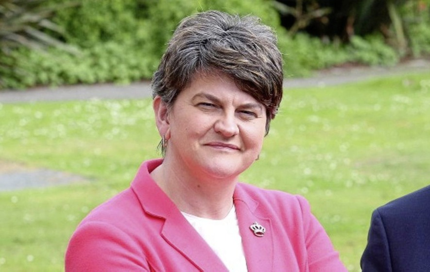 Scottish Government confirms Arlene Foster sent letter on gay marriage