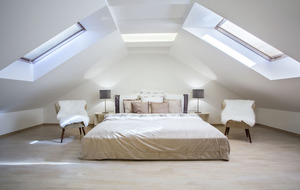 Five steps to take when converting a loft