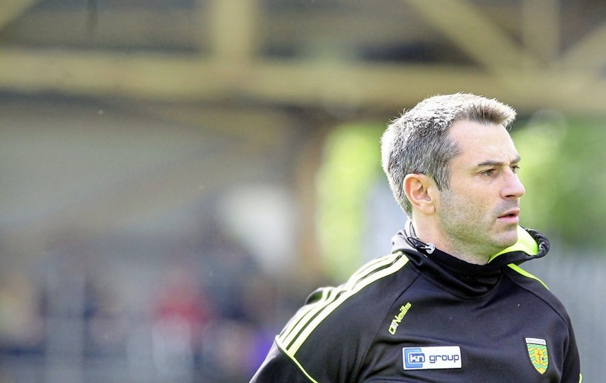 Donegal boss Rory Gallagher wary ahead of tough Tyrone test