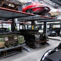 Jaguar Land Rover Classic Works: giving the past a future