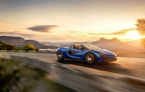 McLaren 570S Spider: The fresh air supercar for the summer