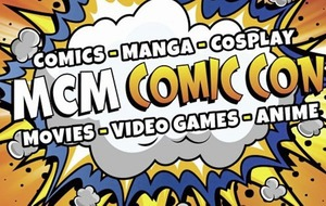 Special event: MCM Northern Ireland Comic Con