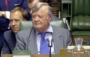 Ken Clarke urges change of course on Brexit amid 'hopeless splits'