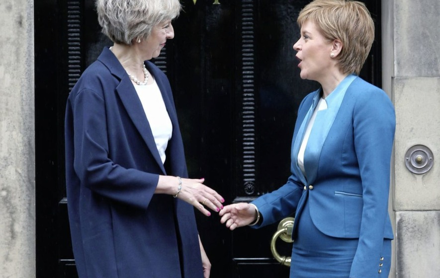 New Brexit proposals 'urgently needed' Nicola Sturgeon tells Theresa May