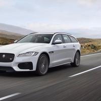 Jaguar targets sporty families with XF Sportbrake