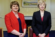 DUP fined £4,000 for errors in assembly election spending details