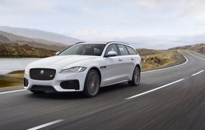 Jaguar targets sporty families with XF Sportbrake