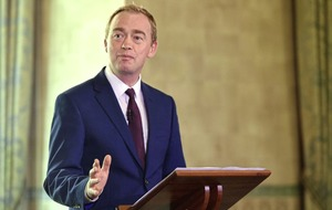 Tim Farron quits as Liberal Democrat leader