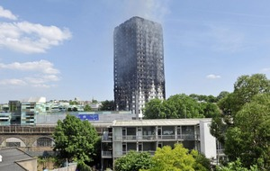President and Taoiseach offer sympathies after London tower block fire