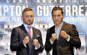 Carl Frampton ready for another step into the unknown against Mexican Andres Gutierrez