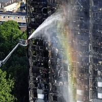 Grenfell Tower fire: Theresa May promises 'proper investigation'