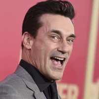 Jon Hamm: I'm so lucky with Brit parts