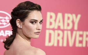 Lily James hints at Rosy future in Downton Abbey: the movie