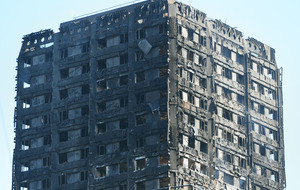'The richest council in the country and there's not enough money to refurbish the fire escape?'
