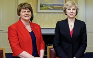 Jeffrey Donaldson: DUP confident of deal with Tories as unpalatable policies 'fade into the background'