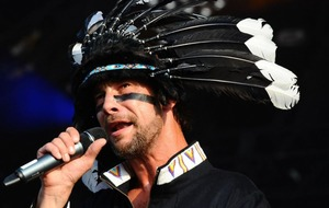 Jay Kay 'distraught' after postponing Jamiroquai gigs due to back problem