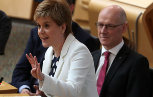Tory-DUP 'grubby deal' must be transparent, says Nicola Sturgeon