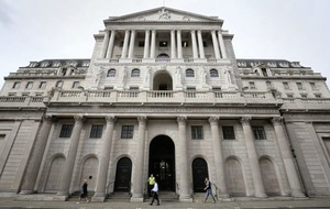 Interest rates unchanged as Bank of England warns of inflation hike