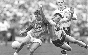 In The Irish News on June 16 1997: Armagh's 18 wides let Tyrone off hook