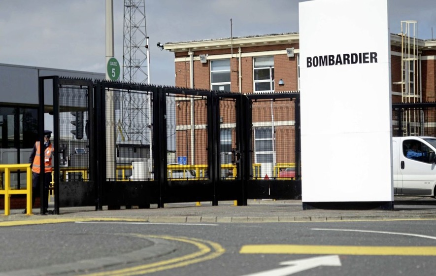 Bombardier staff agree new four-year pay deal