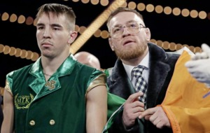 Michael Conlan could feature on huge Conor McGregor-Floyd Mayweather bill in Las Vegas