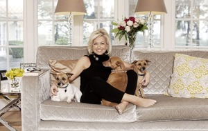 Cathy Kelly: To relax, I read or watch Modern Family with my three dogs sitting on me