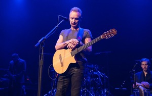 Sting 'grateful and bemused' to win Polar Music Prize award