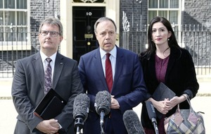 Alex Kane: Strengthened DUP makes restoration of the executive more likely