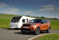 New Land Rover Discovery pulls clear to win Tow Car Award
